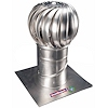 """<FONT size=1> <b>Material: </b> Aluminio.<br> <b>Turbina: </b> 13"""" de Diámetro.<br> <b>Caudal de Extracción: </b> 1355m3/hr.<br> <b>Estructura con Soldadura: </b> Micro Alambre.<br> <b>Tipo de Base: </b> Tradicional a Una o Dos Aguas.<br> <b>Resistencia a Corrosión:</b> Muy Buena<br> <b>Tipo de Baleros:</b> Sellados Permanentemente.<br> <b>Cantidad de Baleros:</b> Dos.<br> <b>Auto Lubricado:</b> Sí<br> <b>Acabado:</b> Natural<br> <b>Color:</b> Aluminio Natural.<br> <b>Ecológico:</b> Sí<br> <b>Ahorra Energía Eléctrica:</b> Sí<br> <b>Extrae:</b> Aire Caliente, Olores, Humos, Vapores, Polvo en Suspensión.<br> <b>Aplicaciones:</b> Naves Industriales, Almacenes, Fábricas, etc.<br> <b>Garantía:</b> 2 años.<br> <b>Fabricación:</b> Disponible<br> </FONT>"""