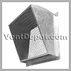 Fabricamos todas las formas en Lamina Negra, Lamina Galvanizada, Aluminio y Acero 304, 316 y 316L. De calibre 16 a 24