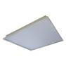 <FONT size=1> <b>Material:</b> Lámina de Acero Cal.26.<br> <b>Terminado:</b> Pintura Electrostática.<br> <b>Equivalencia de Watts:</b> 32w LED, 64w Fluorescente ó 256w  Incandescente.<br> <b>Tipo de Lámpara:</b> LED.<br> <b>Ángulo de Apertura:</b> 30°.<br> <b>Índice de Protección:</b> 40 IP.<br> <b>Duración:</b> 25000 hrs.<br> <b>Alimentación:</b> 100/240VAC. <br> <b>Lúmenes:</b> 3260 a 3560.<br> <b>Consumo:</b> 32 watts.<br> <b>Color de Luz:</b>  Blanco Cálido ó Blanco Frio.<br> <b>Aplicaciones:</b> Empotrado en techo, ideales para todos los usos, creando un ambiente decorativo, tanto a nivel doméstico como en centros comerciales, hoteles, oficinas, edificios, restaurantes, teatros, plazas comerciales, hoteles, universidades, colegios, escuelas, etc. <br> <b>Garantía:</b> 2 años.<br> <b>Fabricación:</b> Disponible.<br> </FONT>