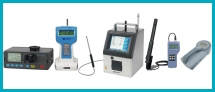 We sell Particle Counters which can measure 0.3, 0.5, 1.0, 3.0, and 5.0 micro meter particles.
