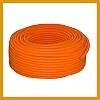 Poliducto altamente flexible de poliuretano, recomendado para muros, losas, instalaciones electricas, etc. Ademas contamos con diversos Ø Diametros, con o sin guía.