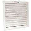"""<FONT size=1> <b>Material:</b> .<br> <b>Dimensiones:</b> 8x6x1"""" hasta 38x26x1"""".<br> <b>Calibre:</b> .<br> <b>Acabado:</b> Pintura electrostática horneada o anodizado natural blanco Dover.<br> <b>Aplicaciones:</b> En sistemas de ventilación, aire acondicionado y aire lavado.<br> </FONT>"""