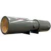 """<FONT size=1> <b>Caudal: </b>5400 a 11000 m³/hr. <br> <b>Presión Estática: </b>hasta 1.4"""" cda ó 35 mmcda. <br> <b>Aspas: </b>-. <br> <b>Material Aspas: </b> Aluminio. <br> <b>Color: </b> Gris. <br> <b>Material Carcasa: </b> Acero al carbón. <br> <b>Color: </b> Gris.<br> <b>Acoplamiento: </b> Directo.<br> <b>Motor: </b>1/2  a 1HP. <br> <b>Voltaje: </b> 230/460V.<br> <b>Fases: </b> 3<br> <b>Polos: </b>4 y 6. <br> <b>Uso: </b> Interior ó  Exterior. <br> <b>Temperatura: </b>80°C. <br> <b>Nivel Sonoro: </b>64 a 75 dB. <br> <b>Acabado: </b> Pintura epoxica gris.<br> <b>Flujo: </b> Inyector o Extractor. <br> <b>Aplicaciones:  </b> Fábricas, explotaciones avícolas, porcinas, ganaderas, invernaderos, fundiciones, almacenes, bodegas, estacionamientos de hoteles, centros comerciales y edificios en general. <br> <b>Norma: </b> NEMA. <br> <b>Garantía: </b> 1 año. <br> <b>Fabricación: </b> 0 a 12 días hábiles. <br> </FONT>"""