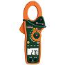 Para uso Industrial, Residencial y/o Comercial. Las Pinzas Amperimétricas Tucan800 miden la corriente alterna de 600 hasta 1000V, con una resolución de 0.1mA. Proporciona +/-2.5% de Presición básica.