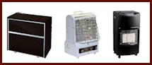 Calefactores: Portátil