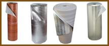 Aislamiento Térmico, Micro Celda, Burbuja, Aluminio y Papel Craft