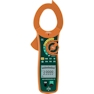 """<FONT size=1> <b>AC Corriente:</b> 1500A <br> <b>AC Voltaje:</b>400V <br> <b>DC Voltaje:</b> 1500A <br> <b>Resistencia:</b> 40MO <br> <b>ACA Frecuencia:</b> 40kHz <br> <b>Funciones:</b>corriente CA, corriente CD, Voltaje CA/CD, resistencia, capacitancia, frecuencia, prueba de diodo, cicloide trabajo y continuidad. <br> <b>Escalas:</b> Voltaje CA/CC, Resistencia, Capacitancia y Frecuencia. <br> <b>Precisión:</b> ±2.8% <br> <b>Apertura de Tenaza:</b> 23mm <br> <b>Dimensión:</b> 13x6x4"""" <br> <b>Color:</b> Verde/naranja <br> <b>Aplicaciones:</b> Departamentos de Mantenimiento, Industrias, Fábricas, Máquinas, Residencias, Escuelas, Hospitales, Comercios, Edificios, Laboratorios, Bodegas, etc.<br> <b>Batería:</b> 1 x 9V <br> <b>Garantía:</b> 1 año. <br> <b>Fabricación:</b> 0 a 15 días hábiles. <br> </FONT>"""