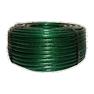 "<FONT size=1> <b>Material:</b> PVC-P (Vinilo).<br> <b>Diámetro:</b> 1/2 a 1"".<br> <b>Longitud:</b> 100 m.<br> <b>Presión:</b> 57 a 150 PSI<br> <b>Temperatura:</b> 10 a 50°C.<br> <b>Color:</b> Verde.<br> <b>Flexibilidad:</b> Media. <br> <b>Rigidez :</b> Alta.<br> <b>Resistencia de Succión: </b> Alta. <br> <b>Resistencia Abrasión: </b> Alta.<br> <b>Aplicaciones:</b> Uso doméstico, transportación ligera de agua, jardín, riego y usos multiples. <br> <b>Garantía:</b> En base al Uso.<br> <b>Fabricación:</b> 0 a 3 días hábiles.<br> </FONT>"