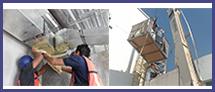 Realizamos montajes, instalaciones y obras de todos nuestros extractores, ventiladores aires acondicionados y equipos HVAC/R, como extractores atmosféricos para aire, ventiladores axiales para aire, extractores tipo hongo para aire, extractores tipo gravitatorios o de gravedad, ventiladores tubulares, ductos para aire, ventiladores centrífugos, rejillas de paso de aire, louver para aire, difusores para aire, mangueras flexibles, cortinas de aire, cabinas de pintura, casetas de pintura, cabinas de barniz, casetas de barniz, accesorios hvac, etc. En diferentes tipos techos, muros, estructuras y/o pisos.