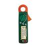 """<FONT size=1> <b>AC Corriente:</b>MXMNP-001: 400mA, 4A,30A; MXMNP-002: 40A,200A; MXMNP-003: 4A, 40A <br> <b>AC Voltaje:</b> 400V <br> <b>DC Voltaje:</b> MXMNP-001: 4A,30A; MXMNP-002: 40A,200A; MXMNP-003: 40A, 400A <br> <b>Resistencia:</b> MXMNP-001: 20MO; MXMNP-002: 400MO<br> <b>ACA Frecuencia:</b> 10kHz <br> <b>Funciones:</b> Detector de Voltaje en CA/CC <br> <b>Escalas:</b> Voltaje CA/CC, Resistencia y Frecuencia. <br> <b>Precisión:</b> ±1.5% <br> <b>Apertura de Tenaza:</b> 23mm <br> <b>Dimensión:</b> 9x4x3"""" <br> <b>Color:</b> Verde/naranja <br> <b>Aplicaciones:</b> Departamentos de Mantenimiento, Industrias, Fábricas, Máquinas, Residencias, Escuelas, Hospitales, Comercios, Edificios, Laboratorios, Bodegas, etc.<br> <b>Batería:</b> 2 x AA <br> <b>Garantía:</b> 1 año. <br> <b>Fabricación:</b> 0 a 15 días hábiles. <br> </FONT>"""