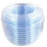 """<FONT size=1> <b>Material:</b> PVC-P (Vinilo).<br> <b>Diámetro:</b> 1/8  a 2"""".<br> <b>Longitud:</b> 50 ó 30 m.<br> <b>Presión:</b> 36 a 80 PSI.<br> <b>Temperatura:</b> 5 a 60°C.<br> <b>Color:</b> Transparente.<br> <b>Flexibilidad:</b> Alta. <br> <b>Rigidez :</b> Alta.<br> <b>Resistencia de Succión: </b> Alta. <br> <b>Resistencia Abrasión: </b> Alta.<br> <b>Aplicaciones:</b> Para Transferencia de alimentos, líneas de aire, agua a baja presión, líneas de vacío, desagües, bebidas incluyendo refresco, zumos de frutas, químicos suaves, etc. <br> <b>Garantía:</b> En base al Uso.<br> <b>Fabricación:</b> 0 a 3 días hábiles.<br> </FONT>"""