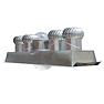 """<FONT size=1> <b>Material: </b> Aluminio Anodizado, Pintro ó Galvanizado<br> <b>Turbinas: </b> 17""""Ø<br> <b>Caudal de Exrtraccion: </b> <b>Número de Turbinas: </b> Cuatro.<br> <b>Velocidad de Viento Máxima: </b> 240 Km/Hr.<br> <b>Estructura: </b> Con Sistema de Suspensión.<br> <b>Base: </b> Extra Grande de 36x114"""", hasta Pendientes de 45º.<br> <b>Resistencia a Corrosión:</b> Excelente<br> <b>Tipo de Baleros:</b> Sellados Permanentemente.<br> <b>Cantidad de Baleros:</b> Dos.<br> <b>Balero Auto Lubricado:</b> Sí<br> <b>Flecha:</b> Barra Cilíndrica Sólida.<br> <b>Acabado:</b> Aluminio Anodizado.<br> <b>Color:</b> Aluminio.<br> <b>Ecológico:</b> Sí<br> <b>Ahorra Energía Eléctrica:</b> Sí<br> <b>Extrae:</b> Aire Caliente, Olores, Humos, Vapores, Ambientes Salinos, Ambientes Corrosivos, Polvo en Suspensión, etc.<br> <b>Aplicaciones:</b> Naves Industriales, Almacenes, Fábricas, etc.<br> <b>Garantía:</b> Haste 30 años<br> <b>Fabricación:</b> 0 a 8 días hábiles.<br> </FONT>"""