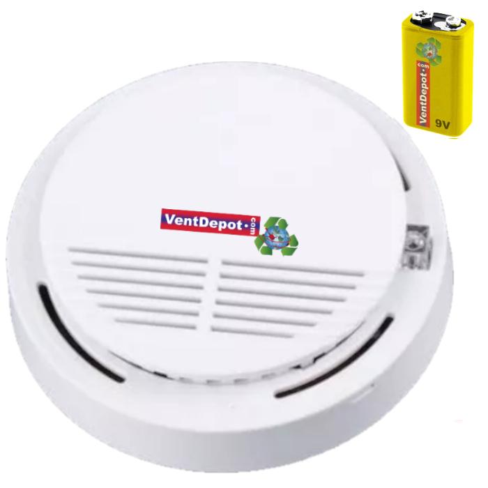 Detectores de humos detectores de humo smokex - Detectores de humos ...